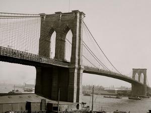 Brooklyn Bridge, New York, N.Y.