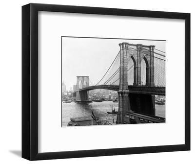 Brooklyn Bridge New York Photographic Print Art Com