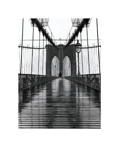 Brooklyn Bridge-Christopher Bliss-Giclee Print