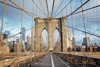 Brooklyn Bridge-Alan Blaustein-Photographic Print