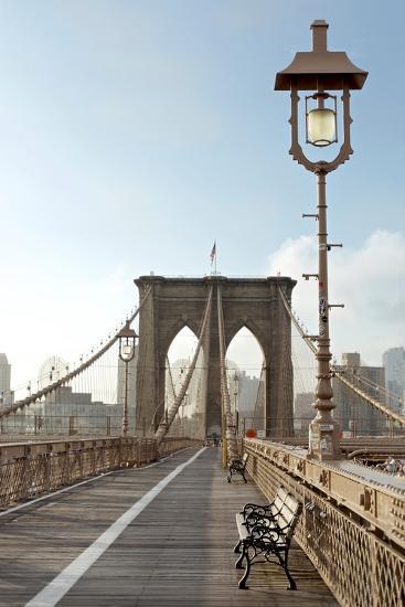 Brooklyn Bridge-Alan Blaustein-Photographic Print