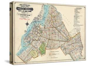 Brooklyn Map 1916