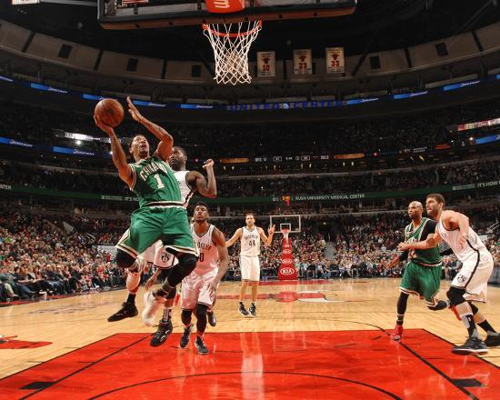 aa1fd6aadf4c Brooklyn Nets v Chicago Bulls Photo by Randy Belice