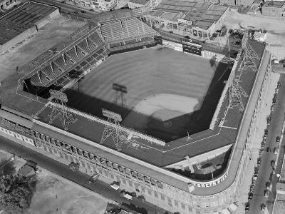 Brooklyn's Ebbets Field--Photographic Print