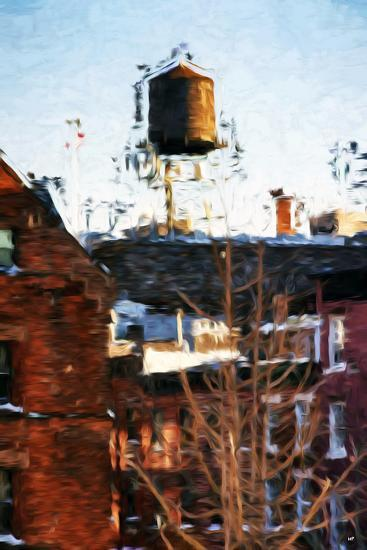 Brooklyn Tank - In the Style of Oil Painting-Philippe Hugonnard-Giclee Print