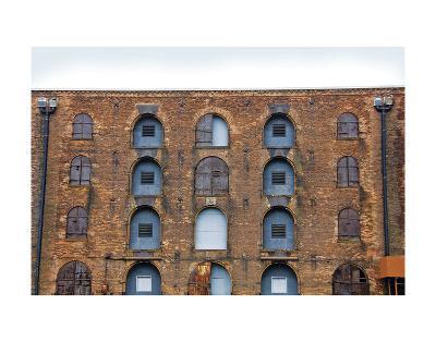 Brooklyn Warehouse-Erin Clark-Art Print