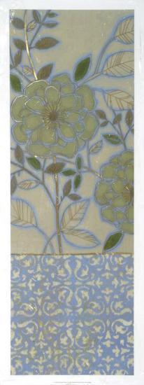 Brookside Floral I--Giclee Print