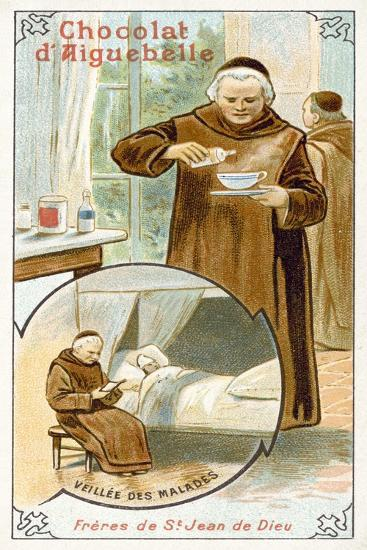 Brothers Hospitallers of St John of God--Giclee Print