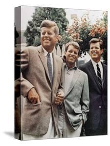 Smoke Mirrors And Robert Kennedy Jrs >> Beautiful John F Kennedy Canvas Artwork For Sale Posters And