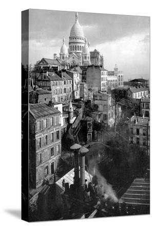 July 10, the Sacred Heart Is Almost Finished 1904