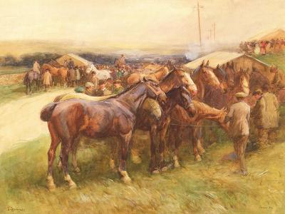 Brough Hill-John Atkinson-Giclee Print