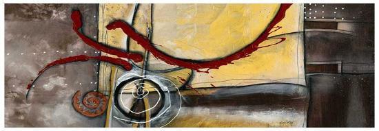 Brouillard II-Sylvie Cloutier-Art Print