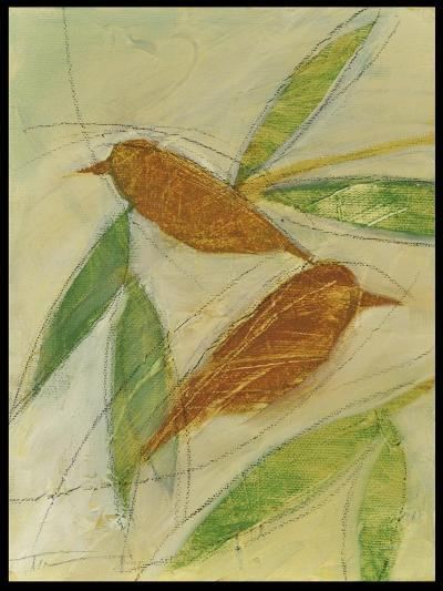 Brown Birds at Rest-Tim Nyberg-Giclee Print