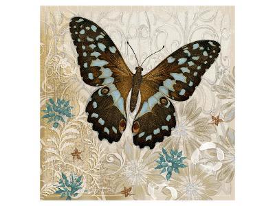 Brown Butterfly-Alan Hopfensperger-Art Print
