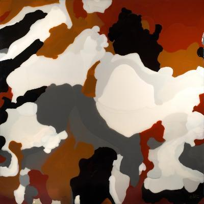 Brown Camo-Barbara Bilotta-Art Print