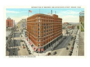 Brown Palace Hotel, Denver, Colorado