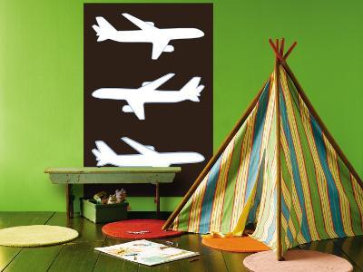 Brown Planes-Avalisa-Wall Mural