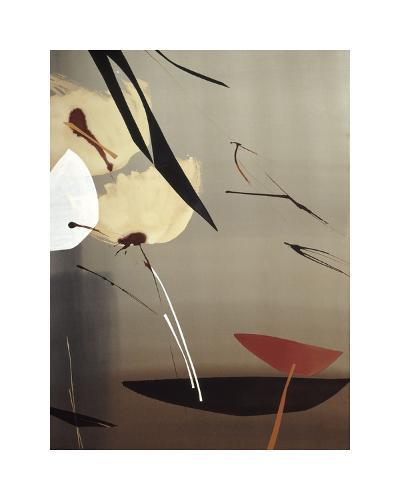 Brown Scene II-Lola Abellan-Giclee Print
