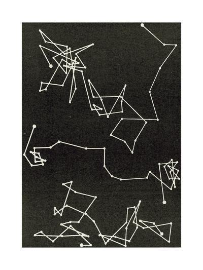 Brownian Motion--Giclee Print