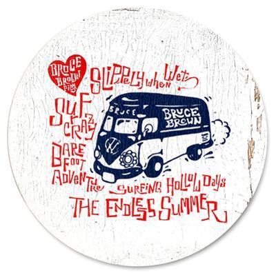 Bruce Brown - VW Van