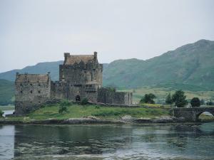 Eilean Donan Castle, West Coast, Scotland by Bruce Clarke