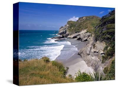 Secluded Beach, Cape Farewell, South Island