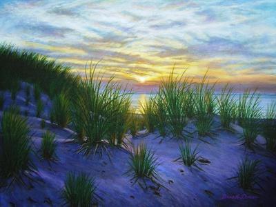 Race Point Dune Sunset
