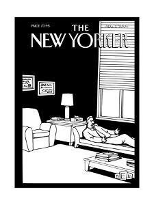The New Yorker Cover - August 2, 2004 by Bruce Eric Kaplan