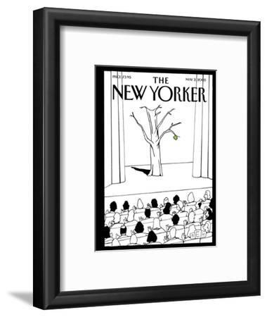 The New Yorker Cover - May 2, 2005
