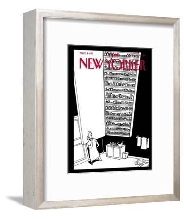 The New Yorker Cover - November 28, 2005