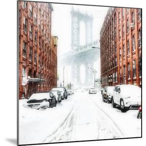 The New York Blizzard 2 by Bruce Getty