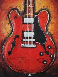Blues King by Bruce Langton