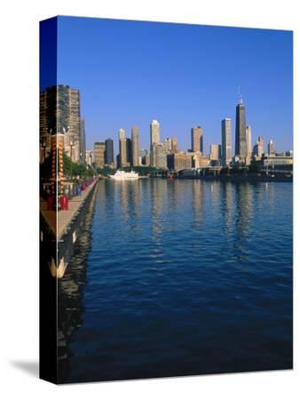 North Loop of Chicago from Navy Pier