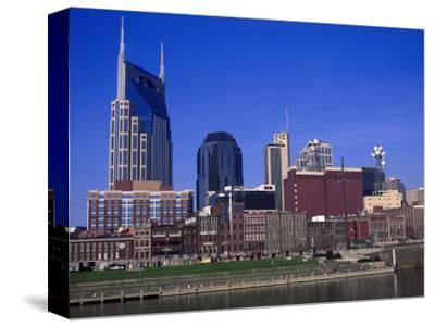 Riverfront Park and Downtown, Nashville