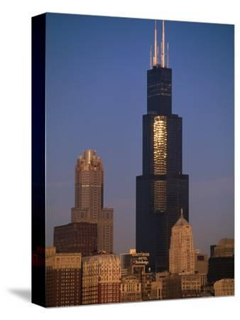 Sears Tower at Sunrise