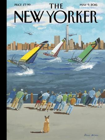 The New Yorker Cover - May 9, 2016