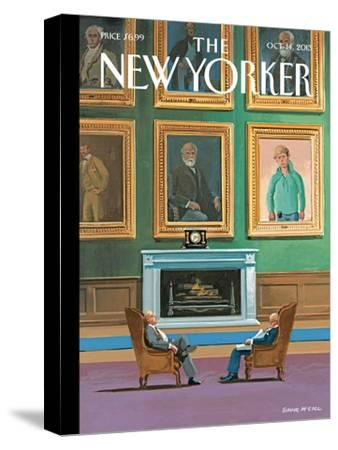 The New Yorker Cover - October 14, 2013