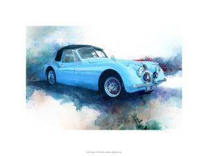 '53 Jaguar by Bruce White