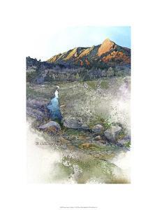 Flatirons Sunrise - Boulder, Co. by Bruce White