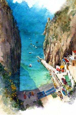 Marina de Praia - Amalfi Coast