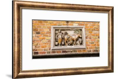 Bruges 38-Tanya Hovey-Framed Giclee Print
