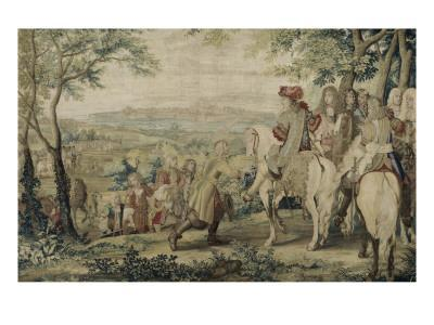 Reduction of Marsal in Lorraine, on 1 September 1663
