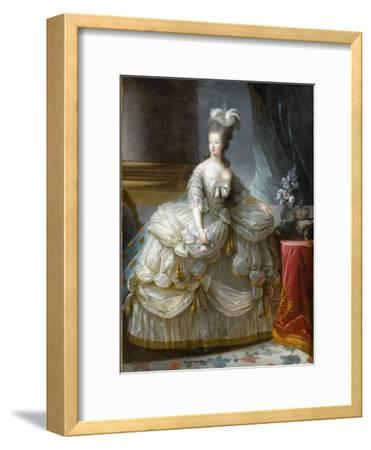 Marie-Antoinette de Lorraine-Habsbourg, archiduchesse d'Autriche, reine de France (1755-1795)