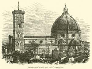 Brunelleschi's Dome and Giotto's Campanile