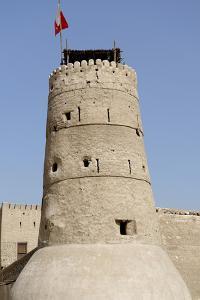 Al Fahidi Fort, Deira, Dubai, United Arab Emirates, Middle East by Bruno Barbier