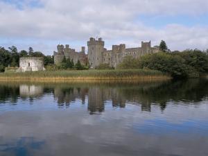 Ashford Castle, Cong Area, County Mayo, Connacht, Eire (Ireland) by Bruno Barbier