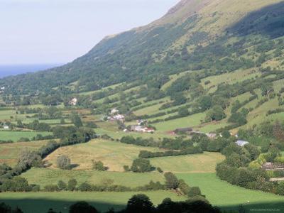 Glenariff Valley, Glens of Antrim, County Antrim, Northern Ireland, United Kingdom by Bruno Barbier