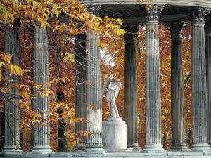 Temple De L'Amour, Petit Trianon, Chateau of Versailles, Unesco World Heritage Site by Bruno Barbier
