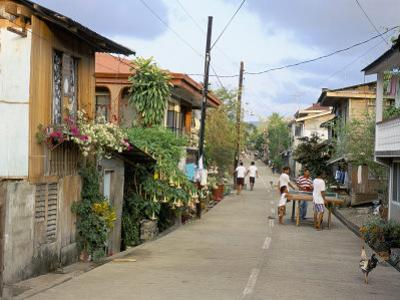 Town of Boac, Island of Marinduque, South of Luzon, Philippines, Southeast Asia by Bruno Barbier