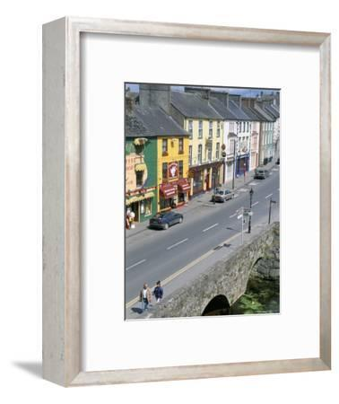Town of Cahir, Lower Shannon, County Tipperary, Munster, Eire (Ireland)